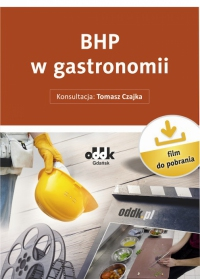 BHP w gastronomii (film do pobrania)